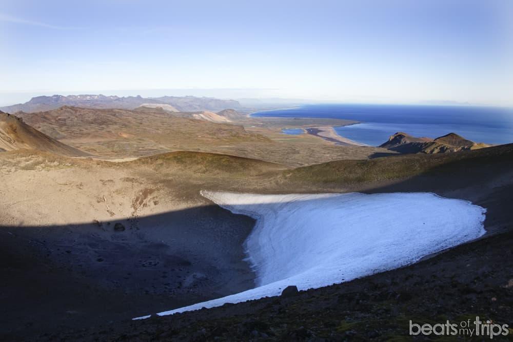 Snaefellsjokull julio verne volcán glaciar peninsula Snaefellsnes qué ver