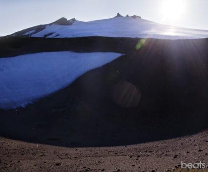 volcán Snæfellsjökull Julio Verne glaciares Islandia viajar Islandia