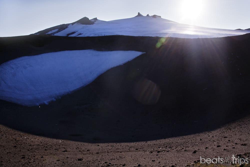 Snæfellsjökull volcán Julio Verne glaciar Islandia viajar Islandia por libre