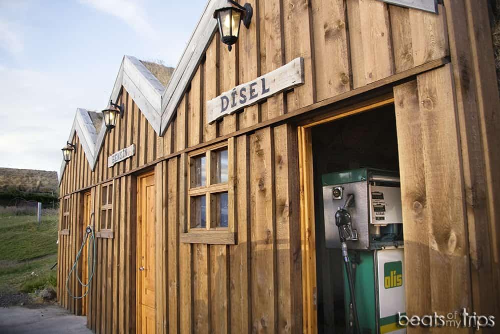 Gasolinera Islandia curiosidades carreteras islandia como viajar a Islandia a tu aire blogger viajes