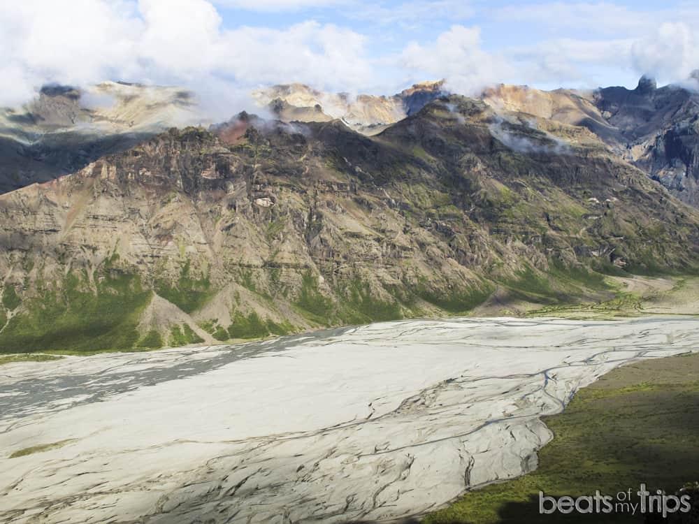 Morsardalur Islandia Skaftafell viajar a Islandia a tu aire por libre trekking Islandia blog de viajes