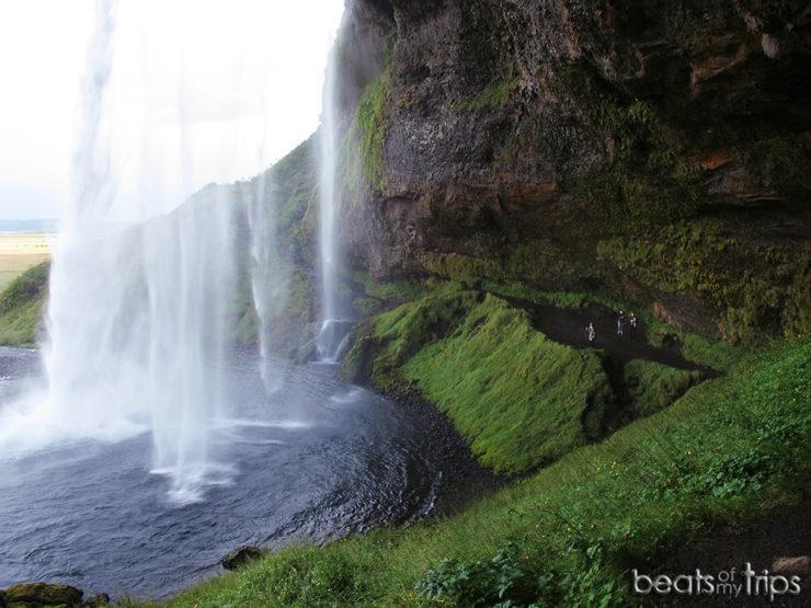 Seljalandsfoss cascada