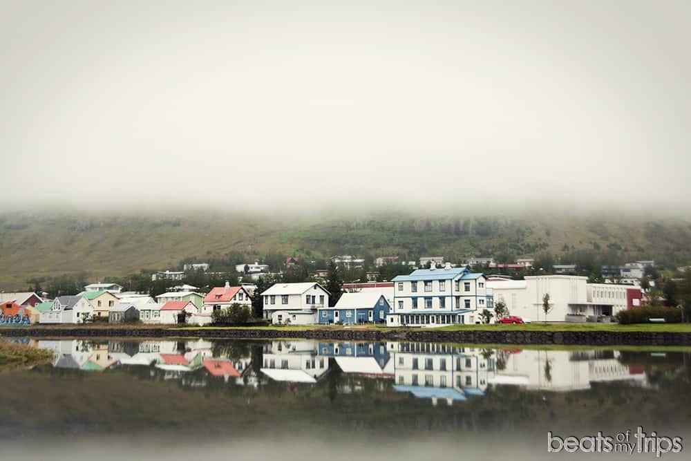 Hostel Seydisfjordur alojamiento lowcost Islandia dormir bararto Islandia Guesthouse