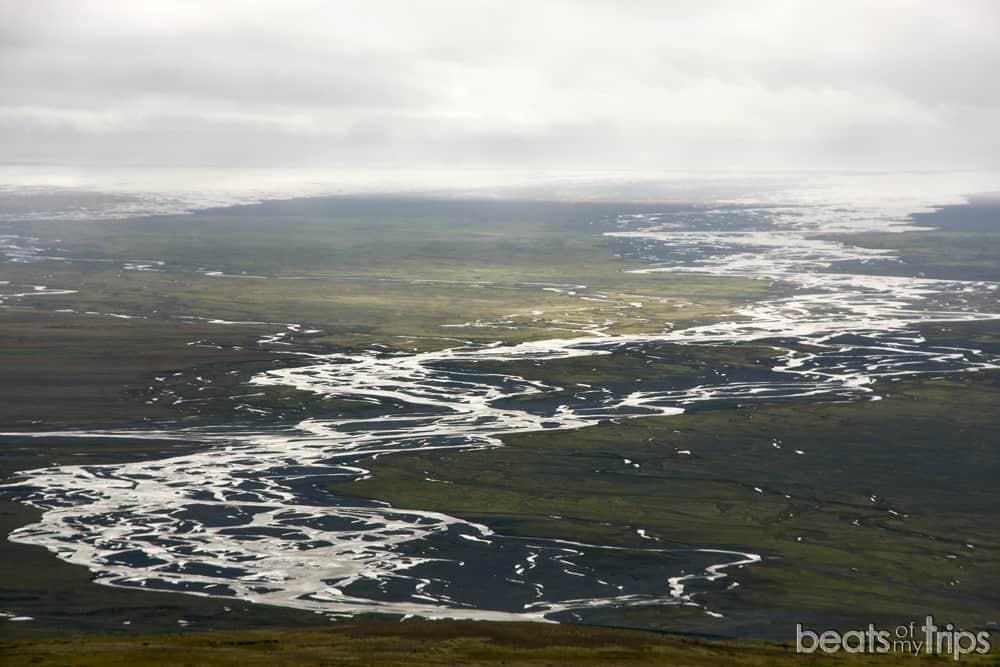 Skeidararsandur Islandia Skaftafell viajar a Islandia a tu aire por libre trekking Islandia blog de viajes