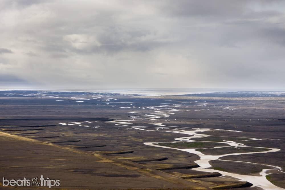 Skeidararsandur Islandia Skaftafell viajar a Islandia a tu aire por libre trekking Islandia blog