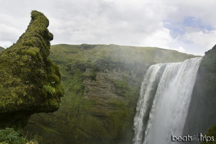Skogafoss cascada