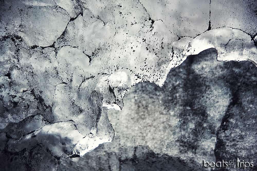 hielo Glaciar Solheimajokull Islandia qué ver qué hacer viajar Islandia