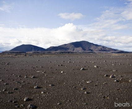 Paisajes Lunares Tierras Altas Islandia interior Askja como llegar