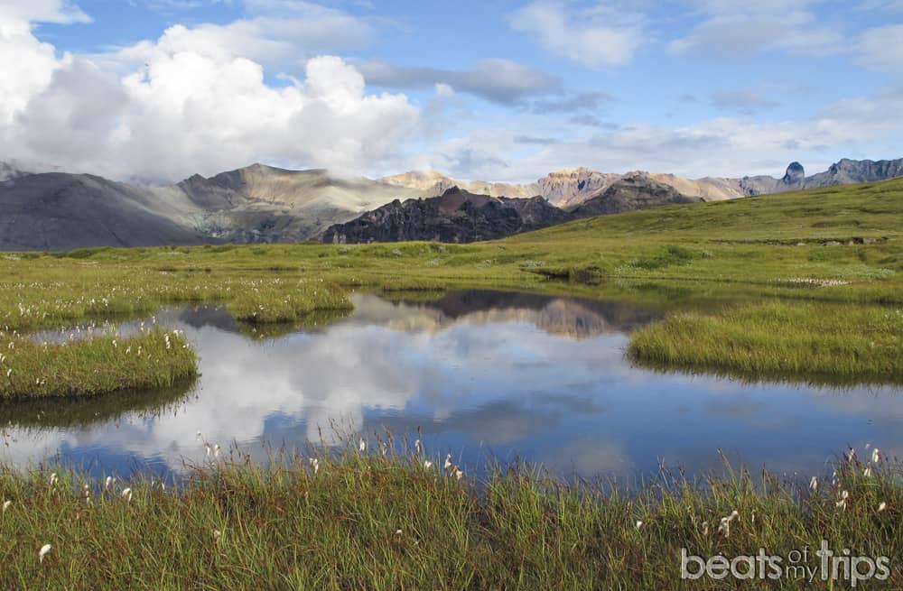 Trekking Skaftafell Islandia Skaftafell viajar a Islandia a tu aire por libre trekking Islandia blog de viajes