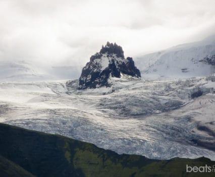 Skaftafell Islandia Vatnajokull trekking islandia Vatnajokul skaftafell Kristinartindar Svartifoss viajar a Islandia por tu cuenta por libre Svartifoss