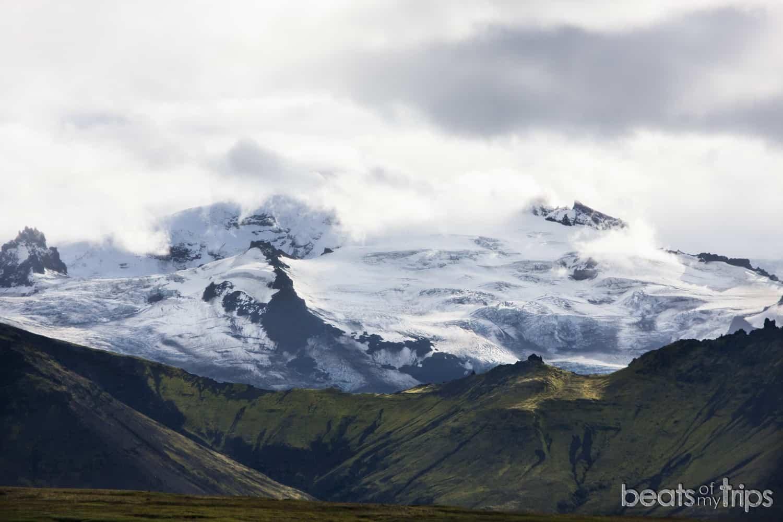 trekking islandia Vatnajokul skaftafell Kristinartindar Svartifoss viajar a Islandia por tu cuenta por libre