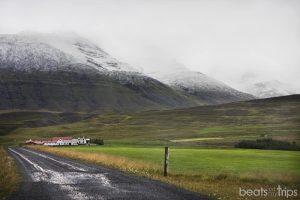 Akureyri Ring Road norte lslandia