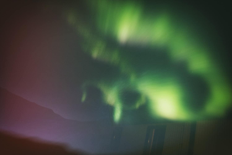 Aurora Boreal en Islandia (enloquecimos!)