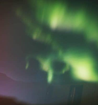 que ver en islandia mejor epoca Aurora boreal