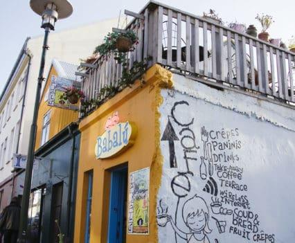 Islandia Reikiavik Reykjavík Cafés cafe Reikiavik viajar a Islandia por libre blog de viajes