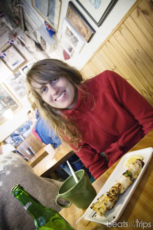 gastronomía Islandia Reykjavík gastronomia Islandia islandesa comer cenar restaurantes blog viajes