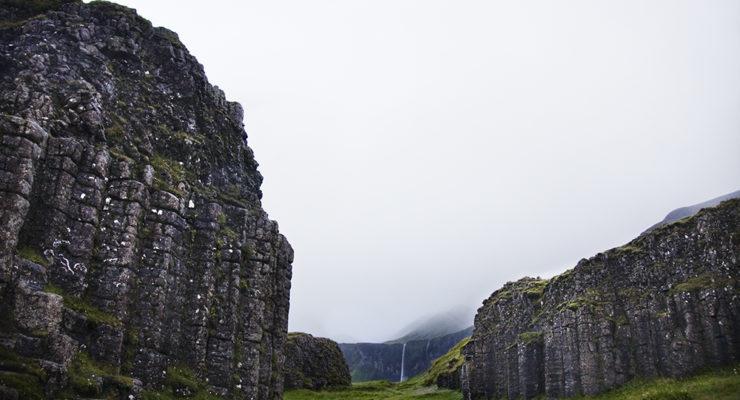 Dverghamrar columnas basalto Ring Road qué ver sur Islandia 8 días