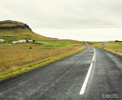Islandia carretera