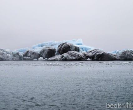 Vistas durante la excursión del bote anfibio