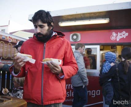 salchicha Reikiavik Islandia Reykjavík viajar a Islandia perritos calientes pylsur Reikiavik Reykiavik