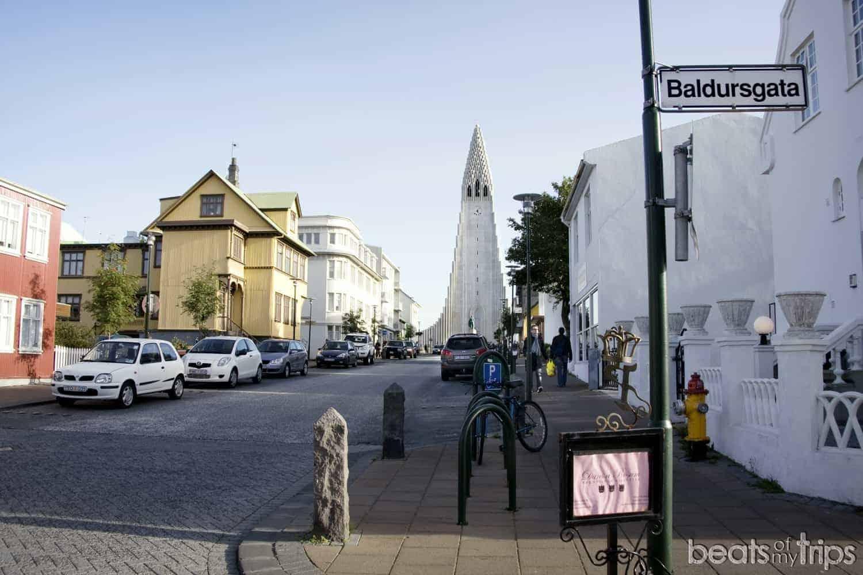 Reikiavik Islandia Reikiavik perritos calientes pylsur viajar a Islandia por tu cuenta