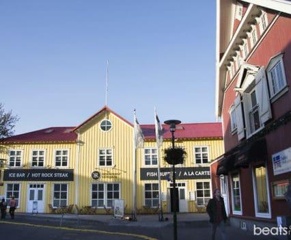 Restaurantes Reikiavik donde comer en Islandia donde cenar viajar a Islandia por libre