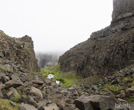 Trekking Dettifoss a Hafragilsfoss