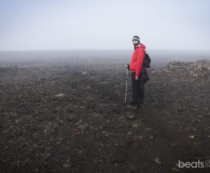 Fosshraun, clima loco islandés ;)