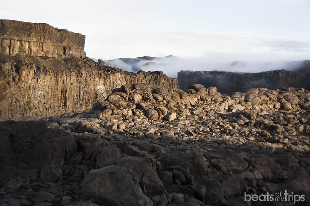 cañón Jökulsárgljúfur cuantos dias ir Islandia