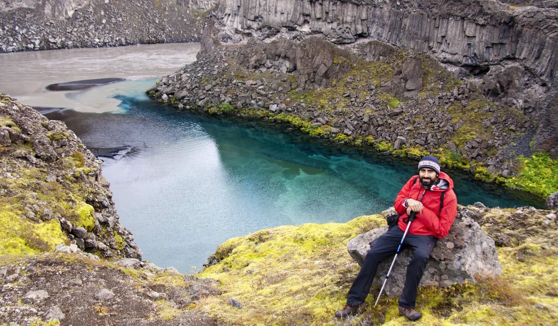 Trekking Dettifoss - Hafragilsfoss