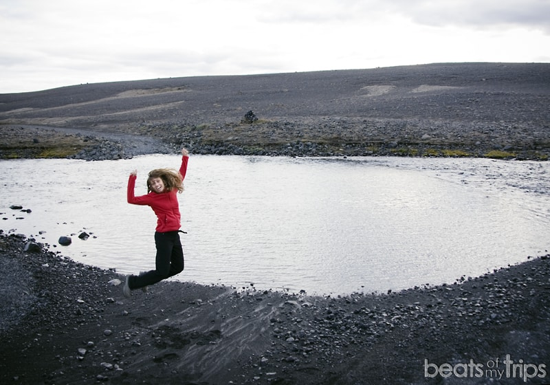 Como vadear rios Islandia Askja Tierras Altas Highlands 4x4 blog viajes