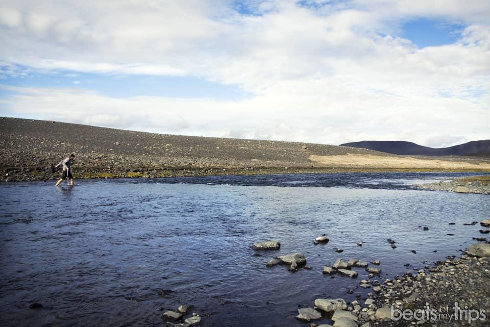 Vadear ríos Islandia vadeos F905 Askja Islandia como llegar por tu cuenta carreteras F conducir Highlands