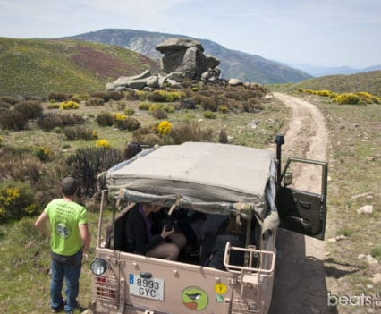 Garganta de los Infiernos ruta 4x4 Valle del Jerte Plasencia Extremadura blog viajes