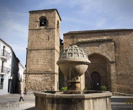 Iglesia San Nicolás Plasencia Extremadura