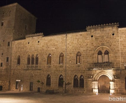 Palacio de Monroy Plasencia Extremadura
