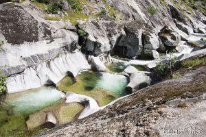 Piscinas Naturales Pilones Garganta de los Infiernos Jerte Extremadura