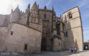 Torre Melon Patio enlosado Catedral Plasencia