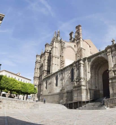 Casa del Deán Catedral de Plasencia Extremadura
