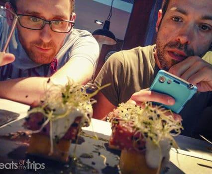 Plasencia Jerte Tentempie bar tapas gastronomia
