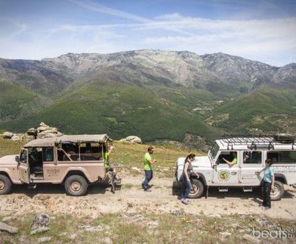 Valle del Jerte ruta 4x4 Garganta de los Infiernos Plasencia Extremadura blog viajes