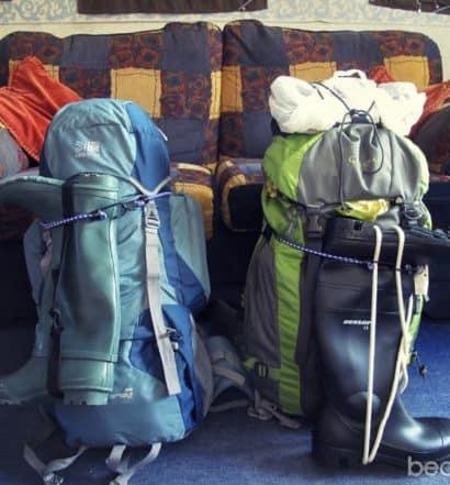 Wwoofing mochilas