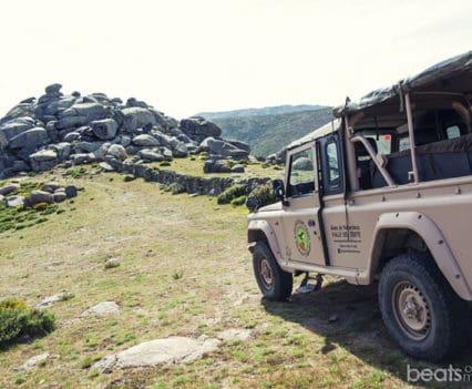 Sierra Tormantos Berrocal granito Garganta Infiernos Ruta 4x4 Valle del Jerte Extremadura blog viajes