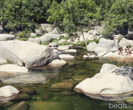 Pilones Reserva Natural Garganta Infiernos Piscinas Naturales Extremadura Valle del Jerte blog viajes