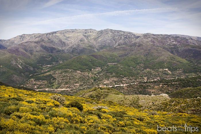 Valle del Jerte Reserva Natural Garganta Infiernos Ruta 4x4 Extremadura blog viajes