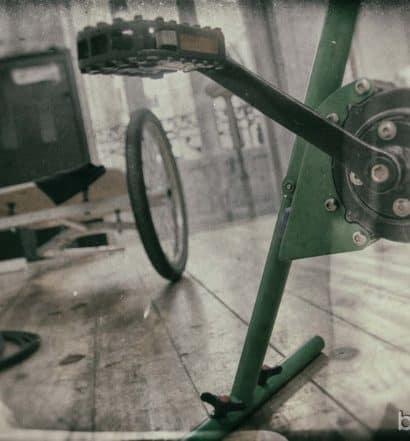 Cinecicleta bicicleta cine Africa