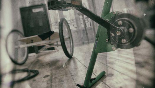La bicicleta que hará cine por África: Cinecicleta