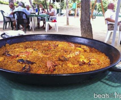 fideuá Gandía fideua comer cenar en Gandía freidurías en Gandía arroz a banda arroces