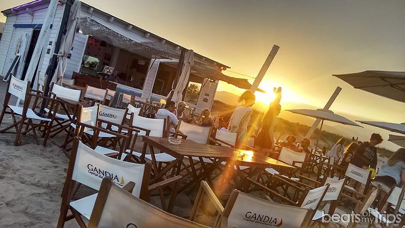 Gandia chiringuitos playa vírgen vacaciones en Gandía vacaciones en familia Gandía con niños viajes