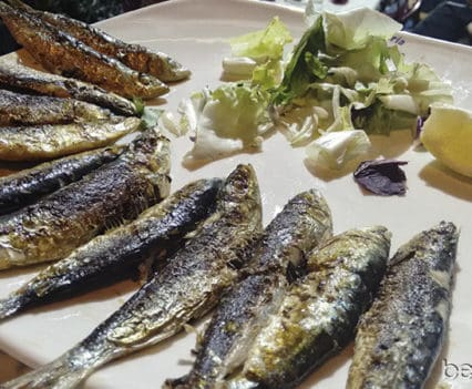 cervecería Isidro gandía comer cenar freidurías en Gandía fideuá gastronomía tapas