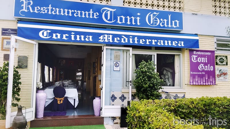 Gandía fideua comer cenar en Gandía freidurías en Gandía restaurantes fideua arroceria